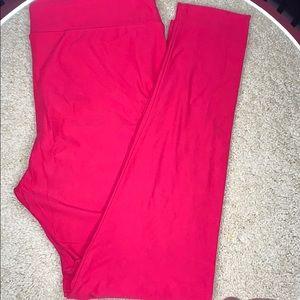 Lularoe Tall&Curvy Leggings